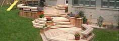 25 Best Deck Ideas Images Garden Decorations Backyard