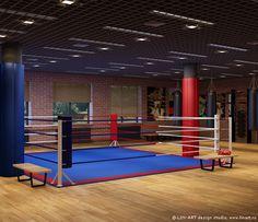 School of Boxing Igor Vysotsky