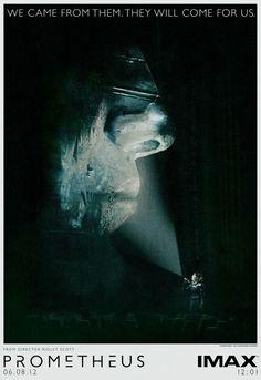 Prometheus - Novos comerciais para TV