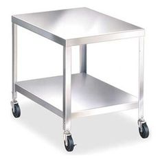 Shop Lakeside 516 25 inch x 21 inch x 29 inch Stainless Steel 2 Shelf Mobile NSF Equipment Stand. Unbeatable prices and exceptional customer service from WebstaurantStore. Shelf Bins, Shelves, Mobile Table, Mobile Storage, Cabinets For Sale, All Stainless Steel, Kitchen Cart, The Ordinary, Stand 21