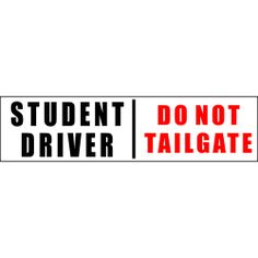 Able to be set anyplace, these Student Driver (Different Colors) Car Magnets can offer a wide variety of purposes and are just what you need to have!