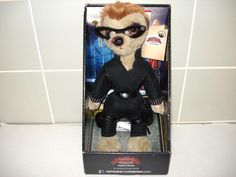 COMPARE THE MARKET TOY SHOP SPECIAL AGENT MAIYA MEERKAT / MEERCAT  POST FREE