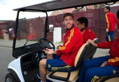 We wonder how we get to take a ride on The Ramos mobile?