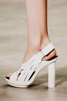 Calvin Klein SS14, New York Fashion Week.