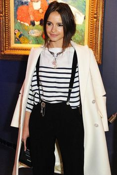 miroslava. I will forever love suspenders..... classy... plus it reminds me of my abuelito! You can spin fashion anyway u want!