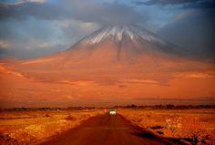 Licancabur Volcano - Atacama Desert, Chile