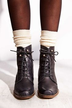 #instagood Sixtyseven Felicity Lace-Up Ankle Boot - Urban Outfitters