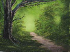 Bob Ross® Forest Edge