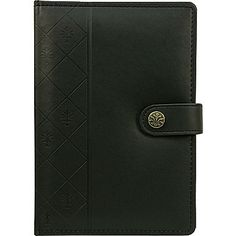 Debossed Leatherette Journal