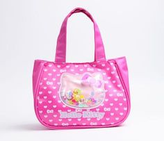 Hello Kitty Handbag: Beads