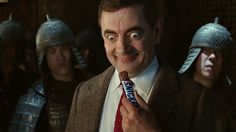 "Snickers Mr Bean TV advert - This Snickers TV ad uses a celebrity to gain more attention. It is also one of many snickers commercials using the slogan ""You're not you when you're hungry"". In this commercial, it shows the funny and popular character, Mr. Bean, as a ninja that just needs a snickers bar"