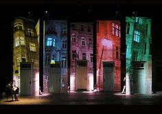Roni Toren - Cabaret. Cameri Theatre. 2011