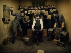 Andrey Kezzyn - The Tiger Lillies