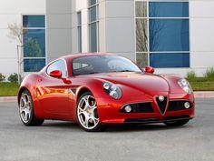 fullthrottleauto: Alfa Romeo 8C Competizione