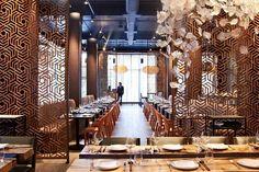 Embeya, A Former Best New Restaurant, Shuttered Suddenly Over The Weekend - Eater Chicago Interior Design Chicago, Restaurant Interior Design, Beautiful Interior Design, Luxury Interior Design, Illinois, Modern Restaurant, Chinese Restaurant, Luxury Restaurant, Restaurant Ideas
