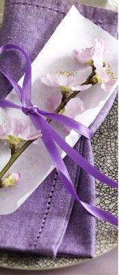 Weddings | Purple Haze - Wedding reception decor  - #weddings #reception #decor #purple