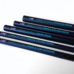 ColLAB2orator @nicolebolt shares her L.A.B.2 review and beautiful photography over on Bolt Blogs! Want to see more of the 'Strokes of GENIUS BRUSH KIT'? Head to lab2beauty.com! #LAB2 #makeup #beauty #makeupbrushes #drugstorebeauty