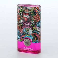 Ed Hardy perfume have his stuff and looooooooovvvveeeee it!