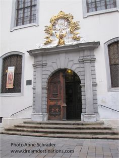 Doorway Bratislava Slovakia