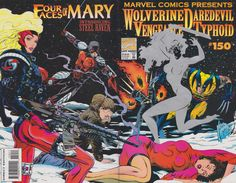 Cover for Marvel Comics Presents (Marvel, 1988 series) #150