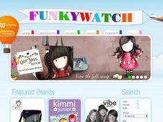 Cool online kids accessories shop for bags, watches, clocks, lunch bags pencil cases and more, all trendy brands such as Paul Frank, Tyrrell Katz and Hello Kitty.