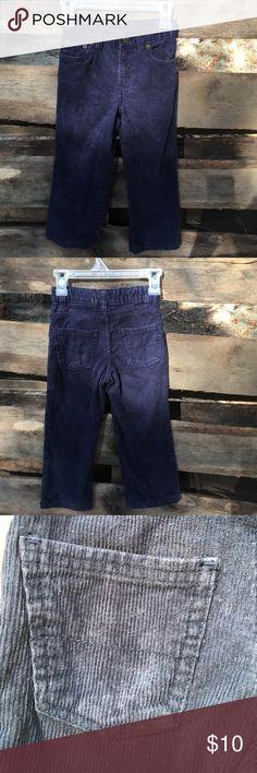 J. Khaki Kids- Navy Blue Corduroy pants 👖 size 3T J. Khaki Kids- Navy Blue Corduroy pants 👖 size 3T- Great condition. J Khaki Kids Bottoms Jeans