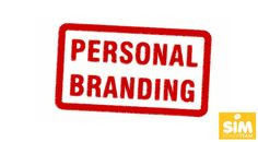 The importance of personal branding and why YOU should personal brand yourself the day you start with online marketing or offline marketing.