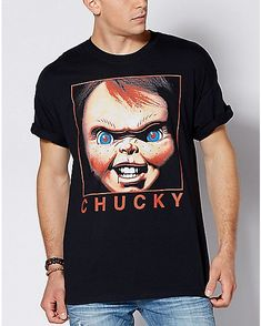 a75c644109 Chucky T Shirt - Child s Play - Spencer s