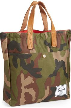 Herschel Supply Co. 'Brohm' Canvas Tote available at #Nordstrom