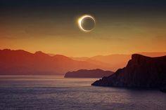 Full Moon Penumbral Lunar Eclipse in Pisces - Friday, September 16, 2016 3:05pm…