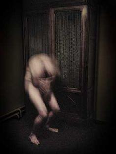 Antoine d'Agata. Very Francis Bacon.....