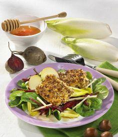 Unser beliebtes Rezept für Nuss-Tofu auf Rote Bete Salat und mehr als 55.000 weitere kostenlose Rezepte auf LECKER.de.