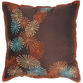 """Found it at Wayfair - T-2669 18"""" Decorative Pillow in Brown  Really expensive but really nice !!!!!"""