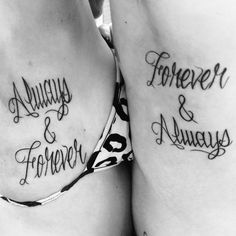 Couple Tattoo Inspirations - Couples' tattoos is pretty hit or miss. we have seen corresponding full-body tattoos that kind torso-sized hearts and questionable ink with indiscernible meanings