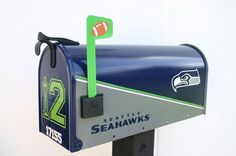 Seahawk mail box