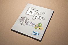 Beko Brand Book on Behance