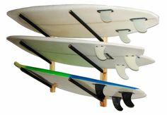 Surfboard Storage Rack | 3 Boards | StoreYourBoard.com