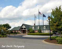 Fuzzy Zoeller's Covered Bridge Golf Club Clubhouse
