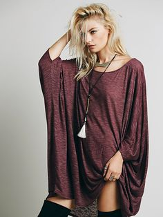 FP Beach Dreamzone Tee at Free People Clothing Boutique