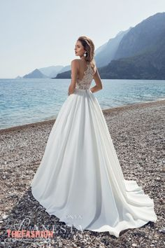 Well reputed designer and manufacturer of wedding gowns in Europe. Lanesta strives to create not only dresses,but the story which begins at the moment of purchase. Please contact the designer for a…