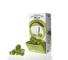 #organic #oliveoil single-serving dose 20ml gold medal #ecotrama 2014 Top 25 Best of #biopress 2014