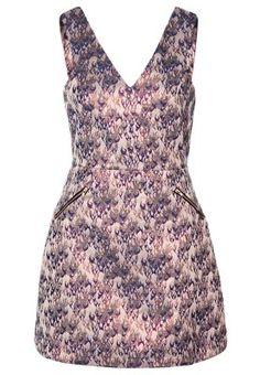 FLAME - Sukienka letnia - pink