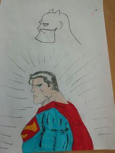 Batman, superman