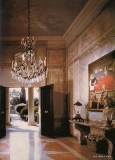 The Devoted Classicist: La Fiorentina Furnishings, Part II