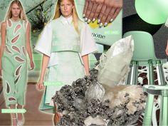 Fashion Trends: Top 10 Colour Womenswear S/S 2015 (+playlist)