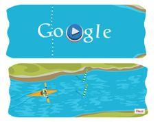 Slalom Canoe Game