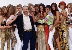 Gianni Versace & tops!