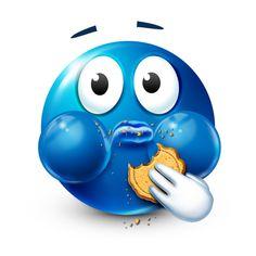 Cookie Muncher Smiley