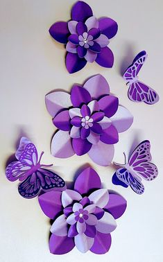 #templates available on our new #etsy shop #paperflowers #paperflower #smallpaperflowers #table setting #decorations #tabledecorations #decorate #papercraft