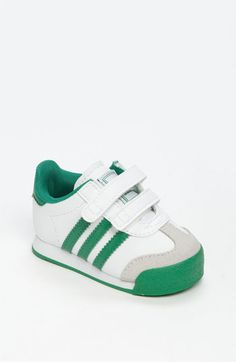 My grand baby is going to need these because his/her Mom and Dad has Kelly green shoes too! :) GO HERD!